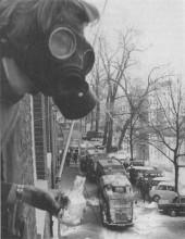 Kraakactie Nationale Kraakdag (Squatting campaign Annual Squattingday), 1970, Spaarnestad/ANP Photo: kraakactie Aktie '70