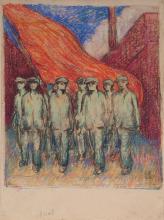 Chris Beekman, 'Ontplooiing', 1950. Stedelijk Museum, Amsterdam.