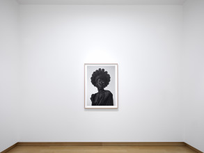 Fig. 9 Exhibition view, Zanele Muholi, Stedelijk Museum Amsterdam, 2017. Photo: Gert-Jan van Rooij.