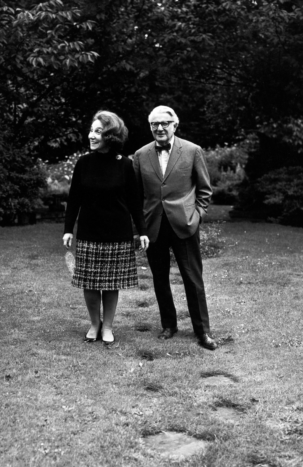 Hans en Alice de Jong, 1969. Foto: Eddy Posthuma de Boer.