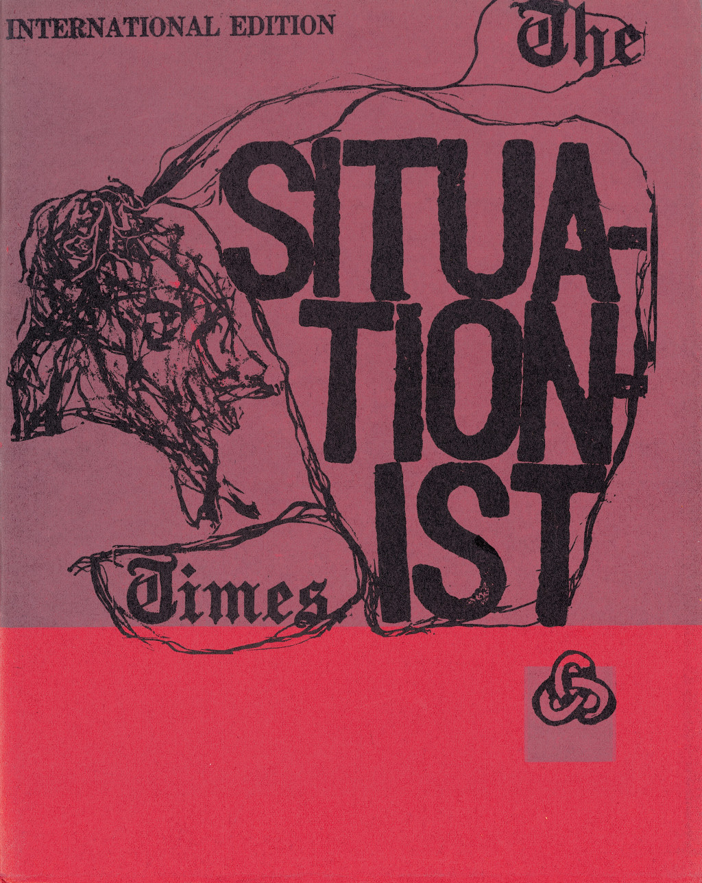 'The Situationist Times' nr. 1, mei 1962.