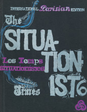 'The Situationist Times' nr. 6, december 1967.