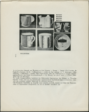 """Fig. 3 """"Bazar Bazar Bazar Bazar"""", De Stijl 7, no. 75/76, 1926-1927."""