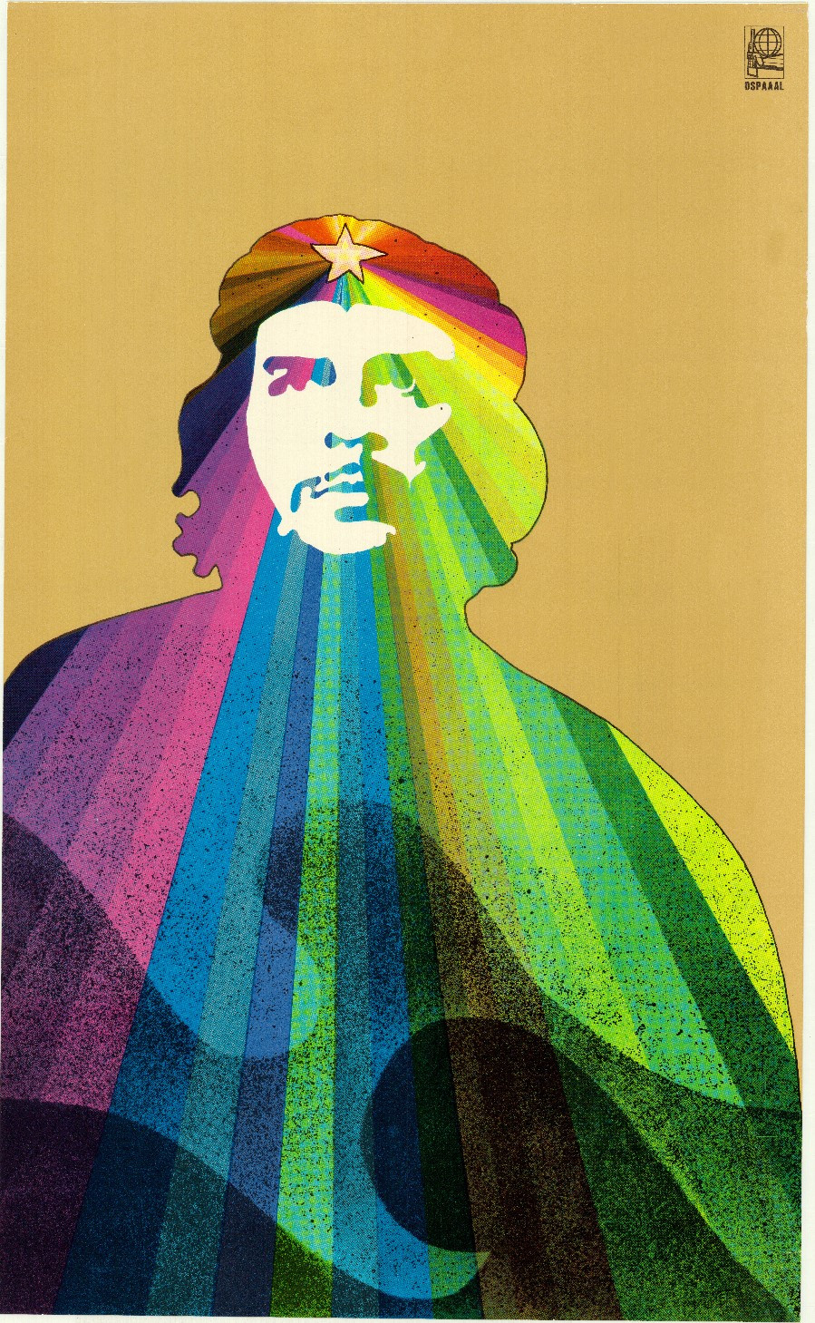 Alfredo Gonzales Rostgaard, zonder titel, 1969. Collectie Stedelijk Museum Amsterdam