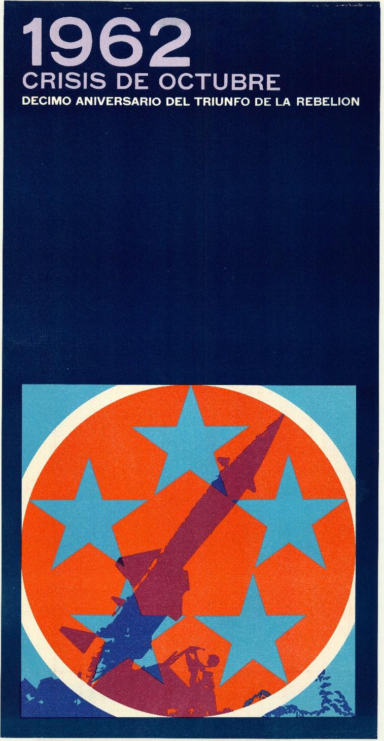 Ernesto Padrón Blanco, 1962 Crisis de octubre, 1969. Collectie Stedelijk Museum Amsterdam