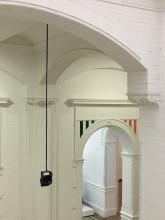 Remco Torenbosch, 'Institute', 2018, geluidsinstallatie, courtesy de kunstenaar en Wilfried Lentz Rotterdam.