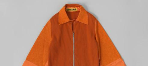 Iris de Leeuw, Orange space suit, 1966 – 1967. Rijksmuseum, Amsterdam