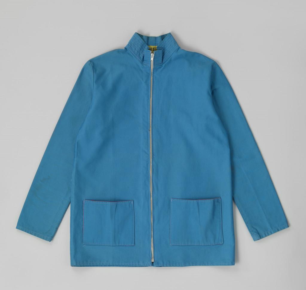 Iris de Leeuw, Blue space suit jacket, 1966 – 1967. Rijksmuseum, Amsterdam