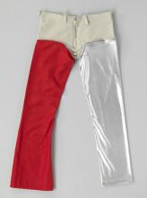 Iris de Leeuw, zilver rode broek speespak, 1966 – 1967. Rijksmuseum, Amsterdam