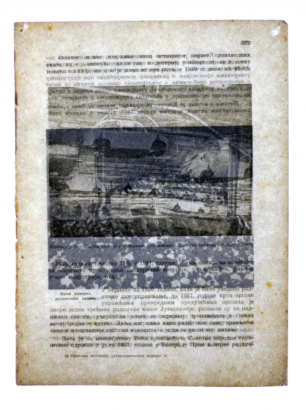"inv nr 6 mg_5726/ p.289. Chapter: ""Communist System. Economic Development during the Communist Governance"""