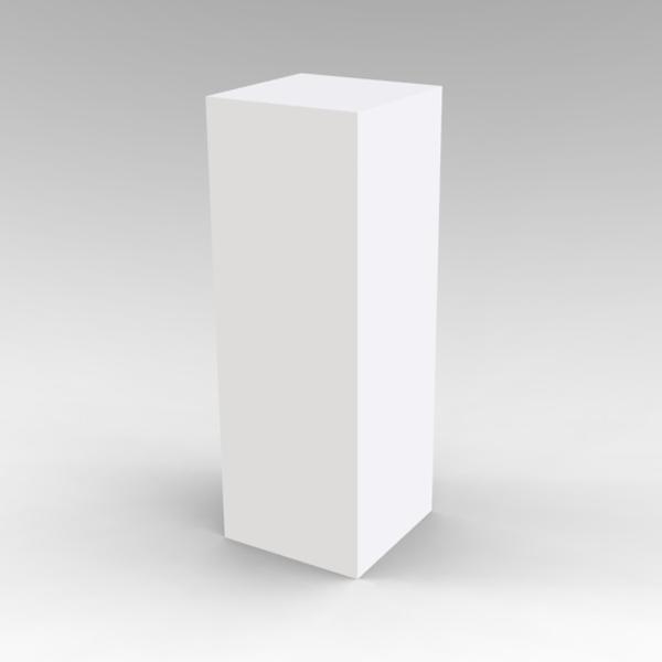 'Display Plinth', Screaming Gander Contemporary Art.