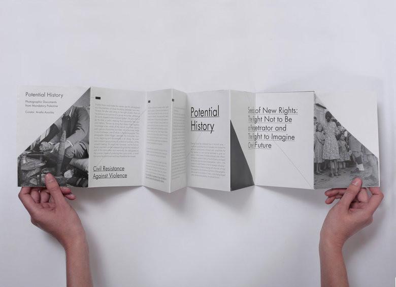 """Ariella Aïsha Azoulay, """"The Potential History of Palestine,"""" 2013. Photo: Leevetamar. Courtesy Ariella Aïsha Azoulay."""