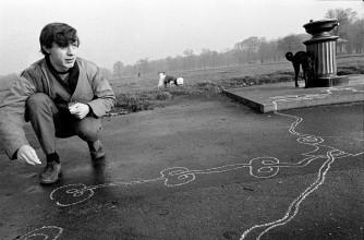 Tjebbe van Tijen, 1966.