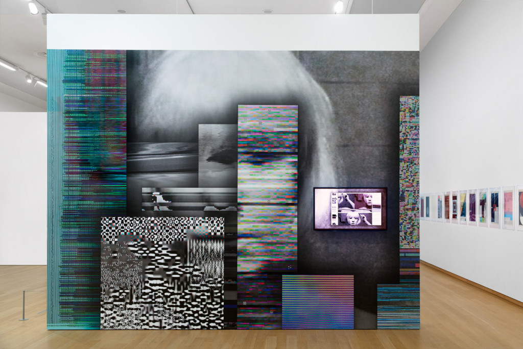 Installation view STEDELIJK BASE 2, Collection Stedelijk Museum Amsterdam, c/o Pictoright Amsterdam. Photo: Gert Jan van Rooij.