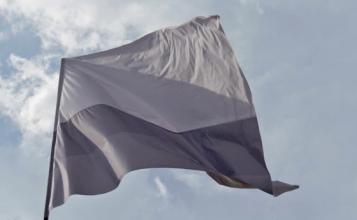 Fernando Arias, 'Re:Bandera' (2016). Selection of 26 flags