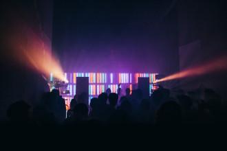 Young Stedelijk Party 2018, photo: Desiré van den Berg