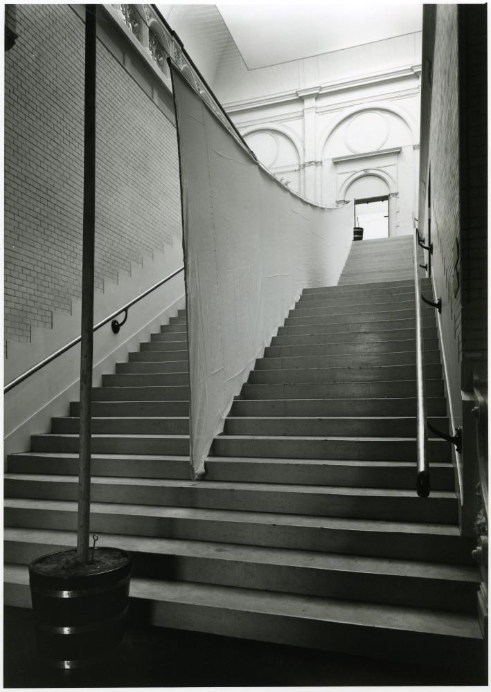 Ger van Elk, Apparatus Scalas Dividens, 1968, Stedelijk Museum Amsterdam