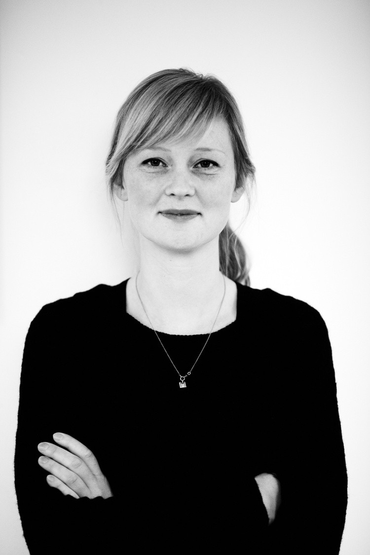 Christien Meindertsma Foto: Vincent Mentzel