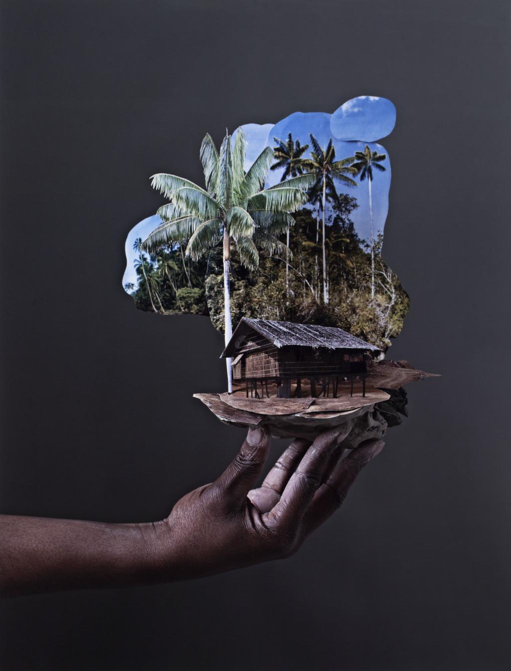 Otobong Nkanga, 'Shaping Memory', 2021. Collection Stedelijk Museum Amsterdam