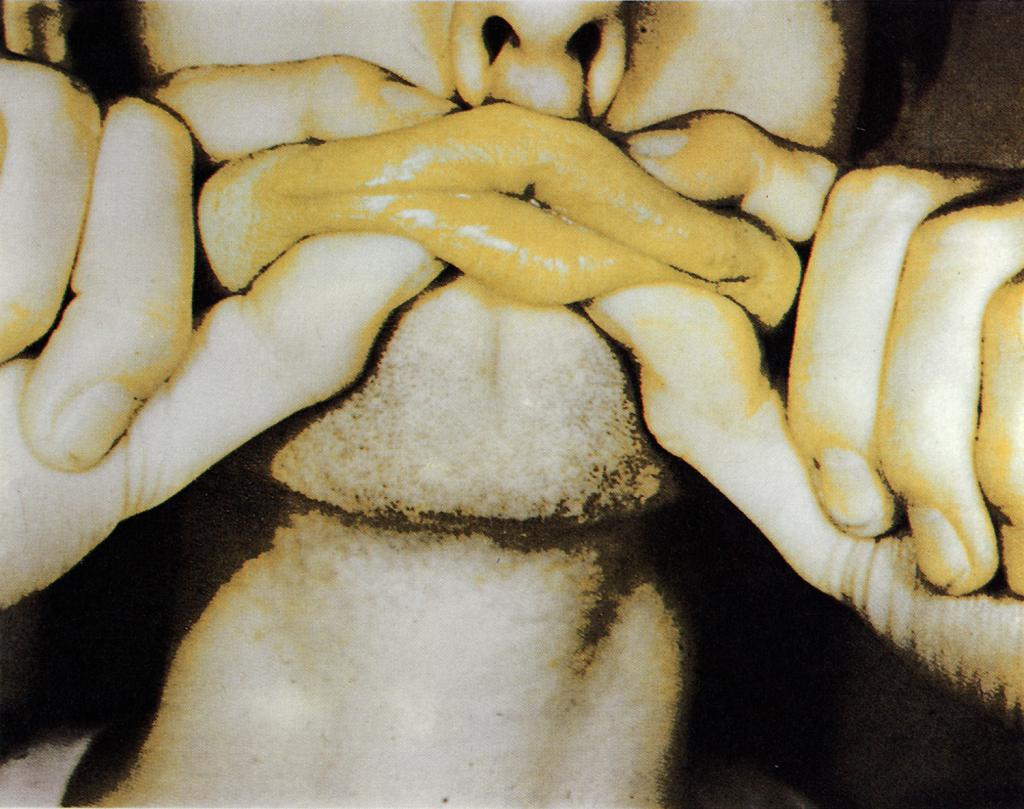 Bruce Nauman, 'Studies for Holograms (a)', 1970. Courtesy Sperone Westwater, New York. © 2021 Bruce Nauman / Pictoright Amsterdam / Stedelijk Museum Amsterdam