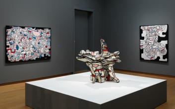 On Dubuffet — Stedelijk Museum Amsterdam