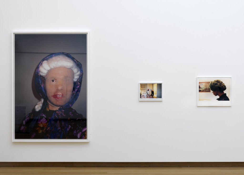 Wolfgang Tillmans, installation view Jump into the Future - Art from the 90's and 2000's. The Borgmann Donation. Photo: Gert Jan van Rooij