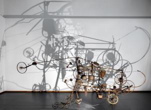 Jean Tinguely, Gismo, 1960, Coll. Stedelijk Museum Amsterdam. Foto Gert Jan  Van Rooij ...