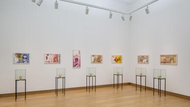 Maschac Gaba, Wisdom Lake, 2009, mixed media, collectie Stedelijk Museum Amsterdam. Schenking kunstenaar en Lumen Travo Gallery, Amsterdam, 2017. Foto: Peter Tijhuis