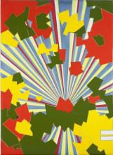 Han Schuil, Blast VII, 2010, collectie Stedelijk Museum Amsterdam. Schenking Adriaan van Ravesteijn, bij de 80ste geboortedag van Geert van Beijeren (1933-2005)