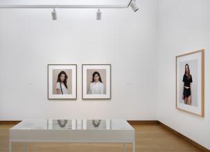 Rineke Dijkstra, Installation view Forever Young?, 2018, Stedelijk Museum Amsterdam. Photo: Gert Jan van Rooij