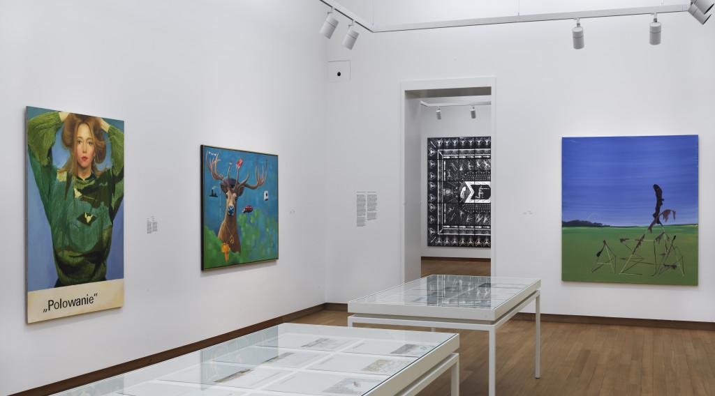 Installation view, Freedom is Recognized Necessity, 2018, Stedelijk Museum Amsterdam. Photo: Gert Jan van Rooij