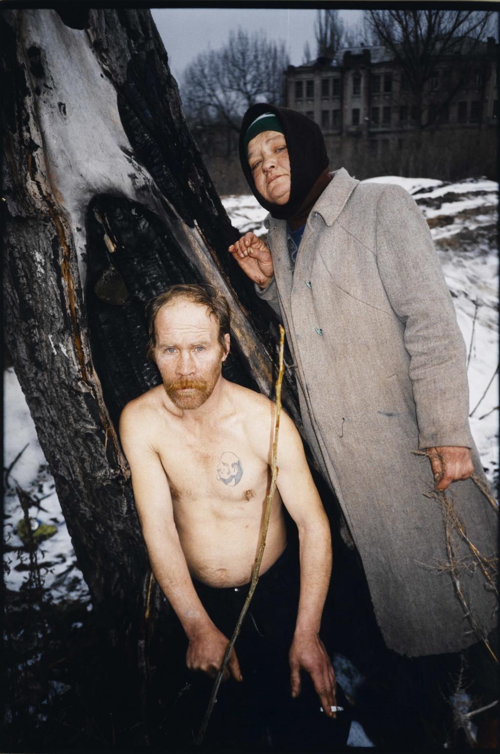 Boris Mikhailov, Charkov, 1998. c/o Pictoright Amsterdam. Collection Stedelijk Museum Amsterdam, gift from the artist