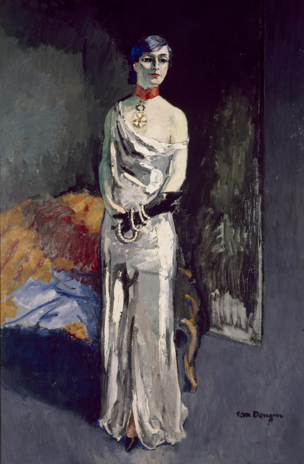 Kees van Dongen, 'Anna de Noailles', 1931