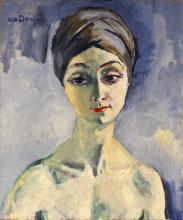 Kees van Dongen, 'Maria Lani', 1928, collectie Stedelijk Museum Amsterdam