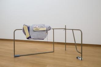 Magali Reus, 'Arbroath Smokie', 2016. Collectie Stedelijk Museum Amsterdam. Foto: Peter Tijhuis