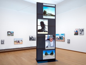Installation view Welkom Today – Ad van Denderen, Lebohang Tlali and many others, 2019, Stedelijk Museum Amsterdam.  Photo: Gert Jan van Rooij