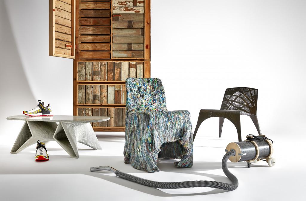 Collectie Stedelijk Museum Amsterdam. Foto:PeggyJanssen, styling: Heidi Willems - PURE styling