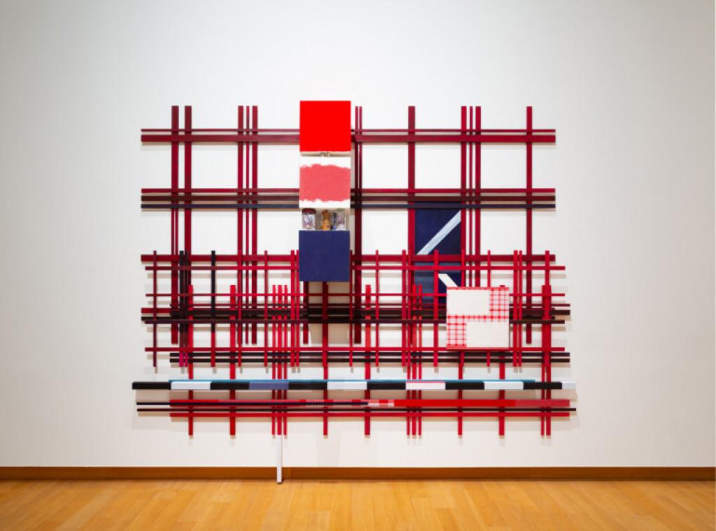 Remy Jungerman, 'INITIANDS', 2015. Collectie Stedelijk Museum Amsterdam. Courtesy Galerie Ron Mandos, Amsterdam. © Remy Jungerman. Foto Peter Tijhuis.