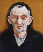 Portret Van De Vieux Clown Kees Van Dongen Stedelijk