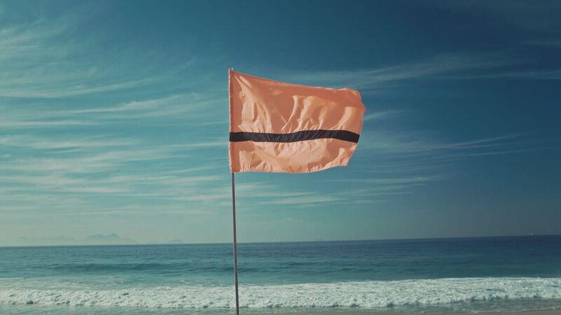 Yara Said, The Refugee Nation Flag. Foto: Angela Luna
