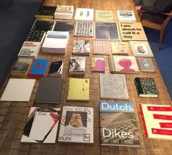 Tua Dua Eettafel.The Best Dutch Book Designs 2014 Stedelijk Museum Amsterdam