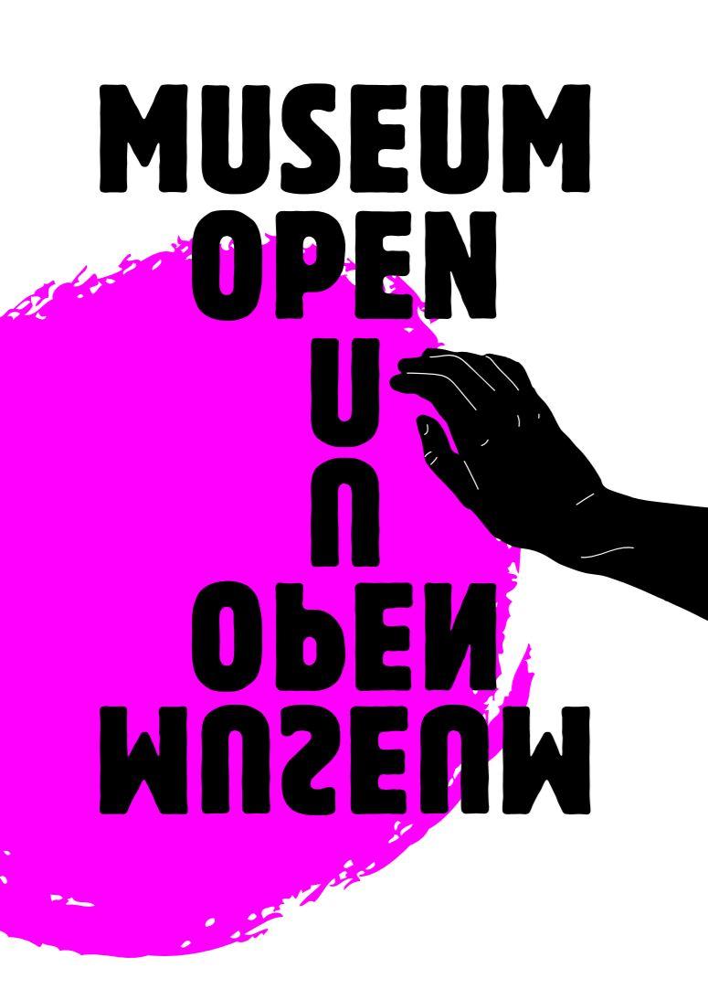 kaft handboek Museum Open U