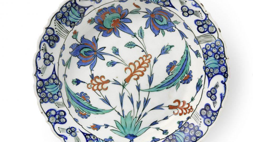 Schaal gekozen door Barbosa Tal uit Turkije 1560-65