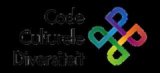 Logo Code Culturele Diversiteit
