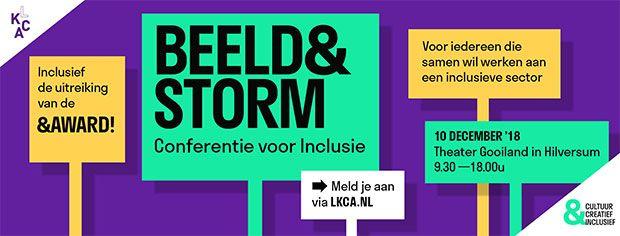 Beeld&Storm uitnodiging.