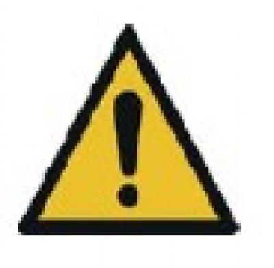 Algemeen waarschuwingssymbool