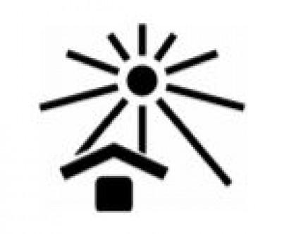 Niet blootstellen aan zonlicht