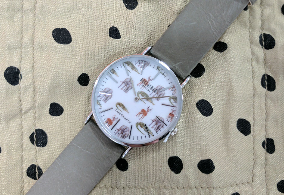 what to wear on safari watch