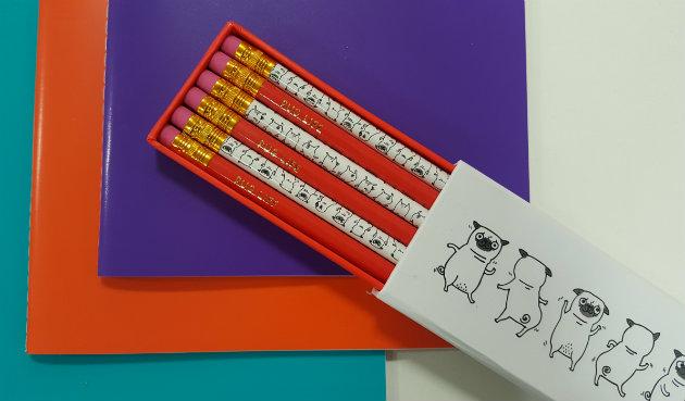 pug-pencils