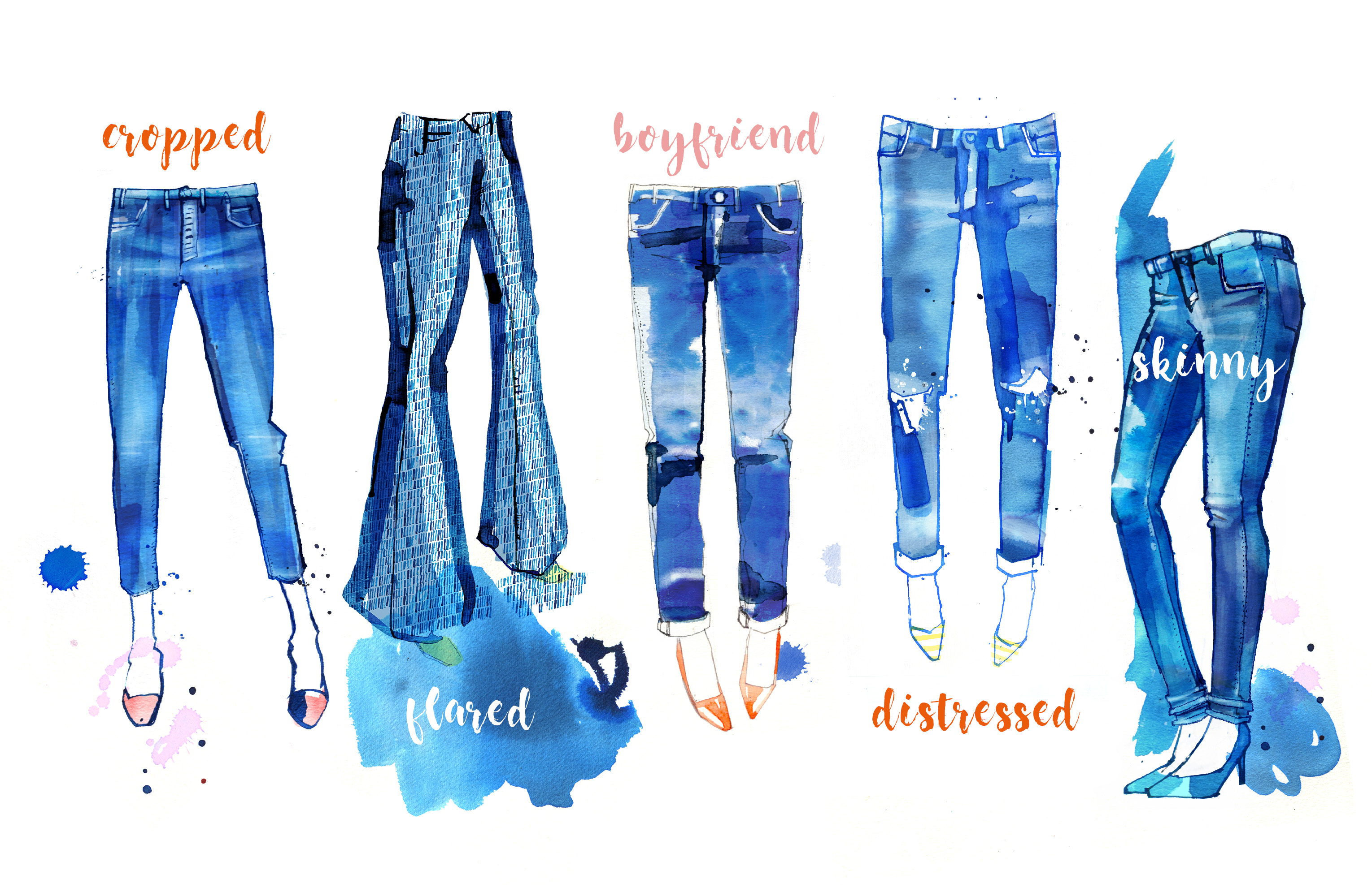how to wear denim with CollectPlus